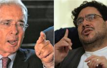Uribe y Cepeda, los polos de la política que chocan en la Corte Suprema