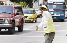 Cada zona tendrá acompañamiento de orientadores de movilidad.