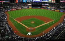 Panorámica del Yankee Stadium de Nueva York.