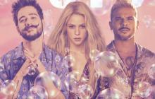 En video   Shakira, Camilo y Pedro Capó presentan oficialmente el remix de 'Tutu'