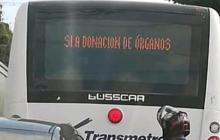 Jornada masiva de sensibilización en donación de órganos y tejidos