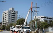 Servicio de energía en el norte se restablecerá a las 6 p.m.: Electricaribe