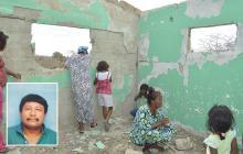 Familiares de las víctimas volvieron a Bahía Portete cuando se cumplieron diez años de la masacre. En el recuadro, José María Barros.