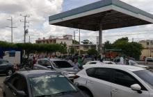 Sigue desabastecimiento de gasolina en La Guajira