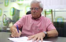 Joao Herrera, alcalde.