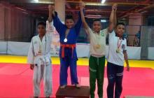 ¡A jugar se dijo! | Hermanos Ruiz se lucen en judo