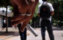 Distrito prohíbe consumo de alcohol y droga en los parques