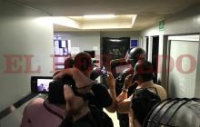 En video | Presos se toman área de carceletas de la URI de la Fiscalía