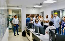 La Costa en breves | 60 cámaras de detección en Centro de Control Semafórico
