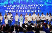 """""""Construiremos un Atlántico con equidad"""": Elsa Noguera"""