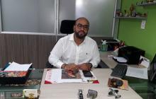 Jesús León Insignares, nuevo director de la CRA.