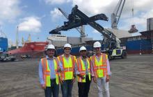 Portuarios y Cormagdalena dicen que plan de gestión del puerto se mantendrá en 2020