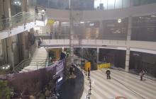 En video   Emergencia en tienda del Portal del Prado por conato de incendio