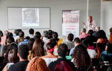 Aspecto del seminario de arquitectura liderado por la Universidad del Atlántico.