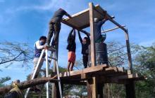 Sistema solar para bombeo de agua que beneficia a 400 wayuu ganó premio nacional