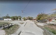 El hecho ocurrió en la carrera 15B con calle 48 del barrio Normandía, en Soledad.
