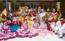 Las Fiestas de la Independencia se tomaron la Casa del Carnaval