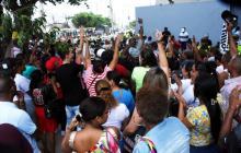 Alta tensión en escrutinios en Cartagena