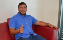 Freddy Orlando Ricardo, de 18 años, nuevo alcalde de Ovejas (Sucre).