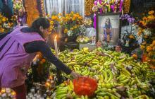 Día de Muertos, la gran fiesta de México que reúne a vivos y fieles difuntos