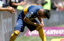 En video | Doblete de Fabra en goleada de Boca Juniors