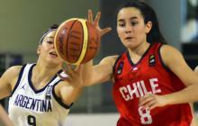 Argentina vence a Chile en el Suramericano femenino sub-17 de baloncesto