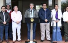 Duque anuncia plan social para zona de ataques contra indígenas en Colombia