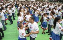 República Dominicana rompe récord Guinness como país más bailador de merengue