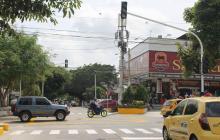 Desde este miércoles, nuevo semáforo funcionará en la calle 70 con carrera 49