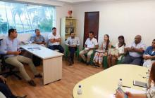 Comienzan los empalmes en Alcaldía de Riohacha y Gobernación de La Guajira