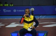 Álex Cujavante será el abanderado de Atlántico en los Juegos Nacionales