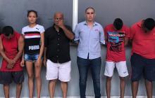 En libertad cinco de los involucrados en el robo a local de electrodomésticos