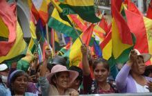 Llamados al diálogo crecen en Bolivia tras violenta jornada de protesta