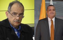 La discusión ha sido entre el periodista Gonzalo Guillén y el rector de UniGuajira, Carlos Robles Julio.
