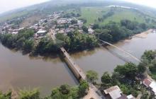 San Vicente del Caguán, Caquetá. El sitio del bombardeo a las disidencias.