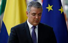 El presidente de la República, Iván Duque Márquez, está cumpliendo en noviembre 15 meses de gobierno.