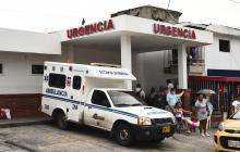 Fachada del Hospital Niño Jesús, lugar en el que falleció Julianys Guerrero.