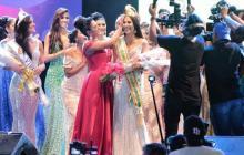Estefany Meza, reina de la Independencia 2019