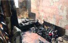 Cortocircuito en ventilador: hipótesis de Bomberos sobre incendio en San Luis