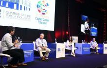 Proponen avanzar en Conpes para la informalidad en la Región Caribe