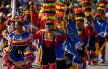 Esta es la programación oficial del Carnaval 2020