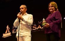 Ángel Conde, empresario del año del Premio Mérito Empresarial