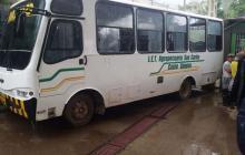 Accidente de bus escolar en Nariño deja cuatro niños muertos y tres heridos