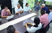 Joao Herrera y Rodolfo Ucrós comenzaron empalme en Soledad