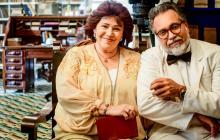 La barranquillera Jennifer Steffens y el cartagenero Ismael Barrios interpretan a Esthercita y Gabriel Abello.