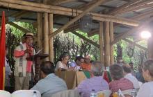 Sesiona Congreso en Cauca y asesinan a otro indígena