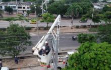 Cerca de 20 sectores en Soledad y Barranquilla estarán sin luz este martes