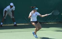 'Mafe' Herazo, a la final del tenis de los Juegos Nacionales