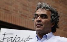 Sergio Fajardo, excandidato presidencial y exgobernador de Antioquia.