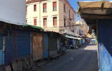 En video | Reportan cierre del comercio en el centro de Barranquilla